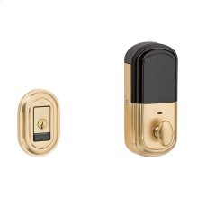 Vintage Brass Evolved Traditional Deadbolt