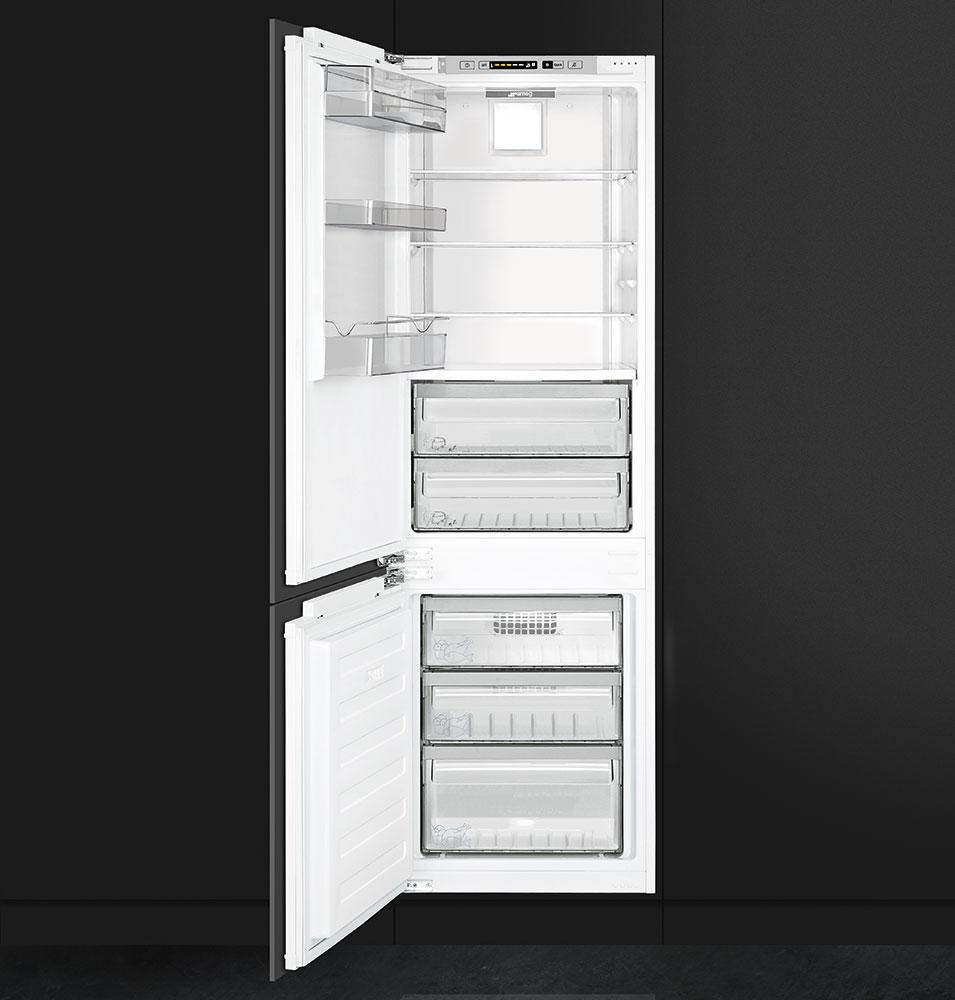 Built In Refrigerators | Guy Gunter Home Kitchen Appliances Bathroom ...
