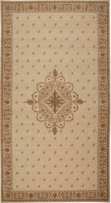 Hard To Find Sizes Ashton House As01 Bge Rectangle Rug 9' X 17'4''