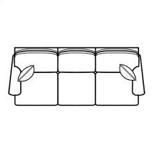 Sleep Sofa Queen 100 Series Selectionals