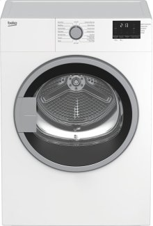 24 Compact Electric Air Vented Dryer