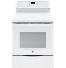 """GE Profile™ Series 30"""" Free-Standing Electric Convection Range***FLOOR MODEL CLOSEOUT PRICING***"""