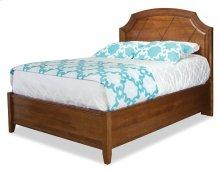 Queen Terrace Panel Bed