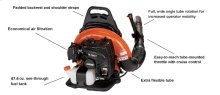 PB-755ST Powerful Backpack Leaf Blower