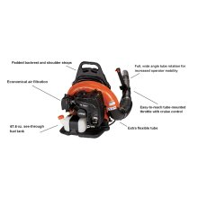 ECHO PB-755ST Powerful Backpack Leaf Blower