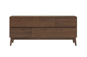 Serra 4 Drawer Dresser