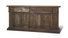 Edwardian Sideboard