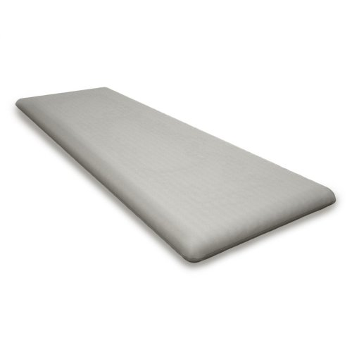 "Cast Moss Seat Cushion - 18.5""D x 55.5""W x 2.5""H"