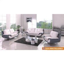 7025 White & Grey