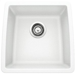 Blanco Performa Single Bowl - White