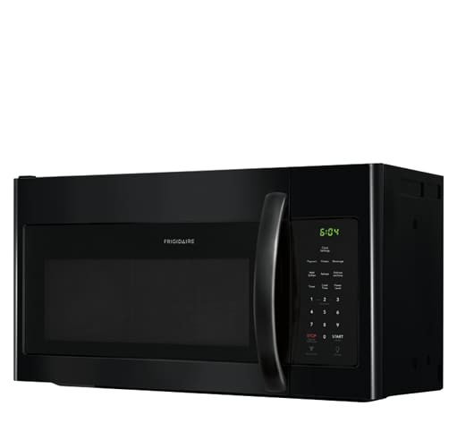 Ffmv1645tb Frigidaire 1 6 Cu Ft Over The Range Microwave