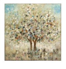 Seasons Handpainted Oil Canvas