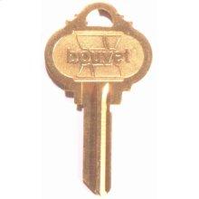 Bouvet Key Blank
