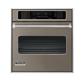 "Stone Gray 27"" Single Electric Touch Control Premiere Oven - VESO (27"" Wide Single Electric Touch Control Premiere Oven)"