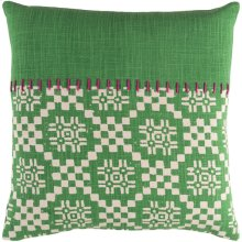 "Delray DEA-001 18"" x 18"" Pillow Shell Only"