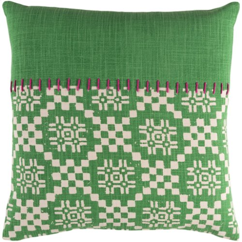 "Delray DEA-001 22"" x 22"" Pillow Shell Only"