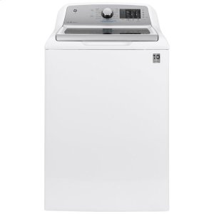 ®4.8 cu. ft. Capacity Washer with Sanitize w/Oxi and FlexDispense™ -