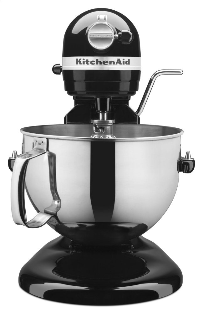 Pro 600 Series 6 Quart Bowl Lift Stand Mixer   Onyx Black