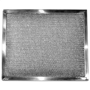 Range Grease Filter Vent Hood -