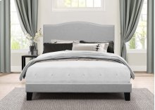 Kiley Bed In One - Queen - Glacier Gray