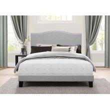 Kiley Bed In One - Queen - Glacier Gray
