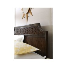 Full/queen Panel Bed Complete