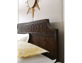 Panel Footboard King-california King
