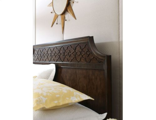 Panel Headboard King-california King