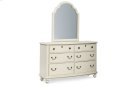 Inspirations by Wendy Bellissimo - Seashell White Dresser Product Image
