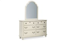 Inspirations by Wendy Bellissimo - Seashell White Dresser