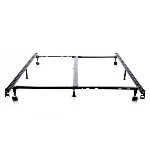 Low Profile Adjustable Bed Frame Glides
