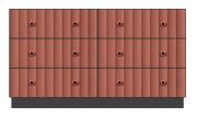 "56"" 6-Drawer Dresser Product Image"