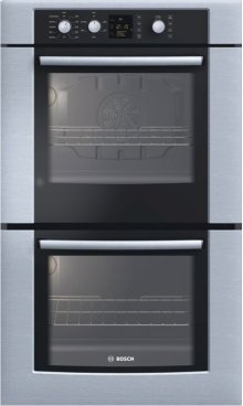 """30"""" Double Wall Oven 300 Series - Stainless Steel HBL3550UC"""