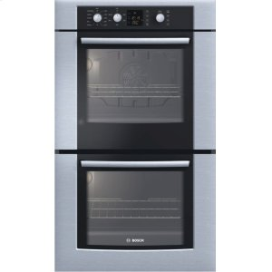 "Bosch30"" Double Wall Oven 300 Series - Stainless Steel HBL3550UC"