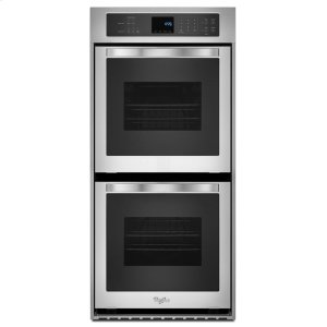 6.2 Cu. Ft. Double Wall Oven with High-Heat Self-Cleaning System - STAINLESS STEEL