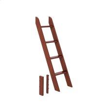 Angle Ladder for Medium/High Bunk : Chestnut