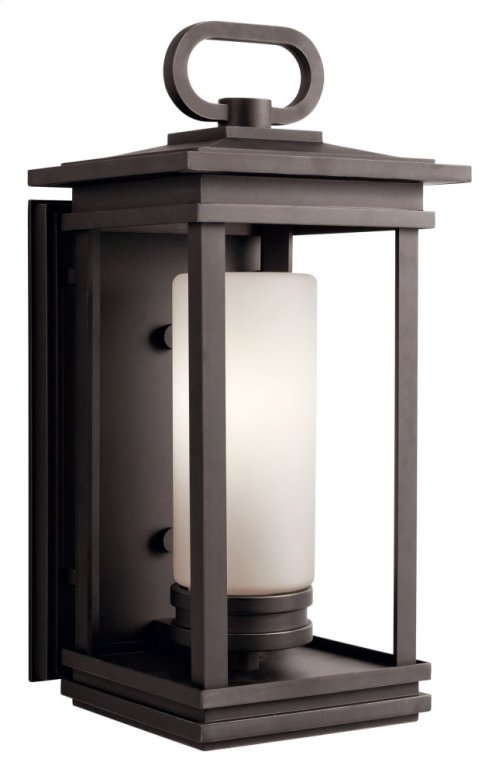 "South Hope 19.75"" 1 Light Wall Light Rubbed Bronze"