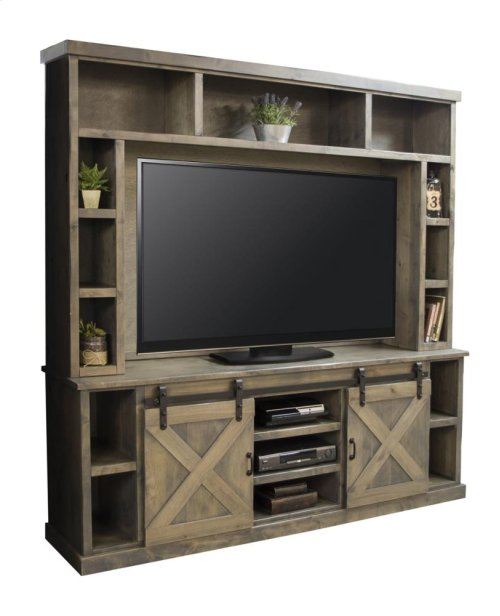 "Farmhouse 85"" Hutch BNW"