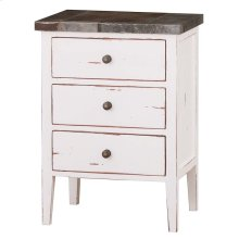 Eton 3 Drawer w/Tin