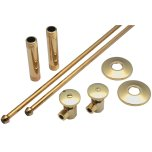California FaucetsLavatory Supply Kit - Antique Brass
