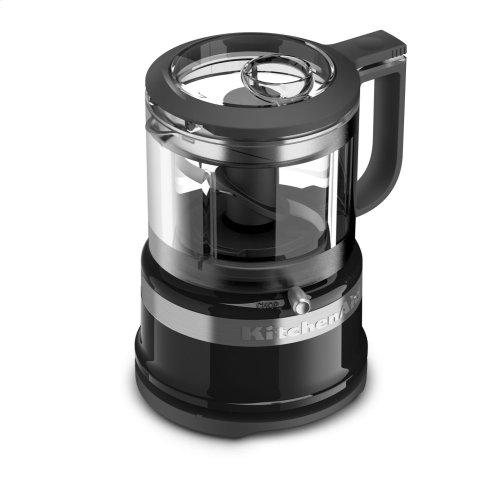 3.5 Cup Food Chopper - Onyx Black