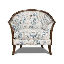 Accent Chair (Danae Rimini Ivory Chair 1/2)