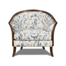 Accent Chair (Danae Rimini Ivory Chair 1/2)