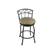 Fresno B506H26S Swivel Back No Arms Bar Stool