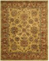 JAIPUR JA28 GOLD RECTANGLE RUG 5'6'' x 8'6''