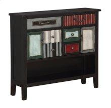 2 Drw 2 Dr Bookcase