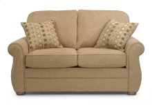 Whitney Fabric Loveseat without Nailhead Trim