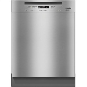 MieleG 6625 SCU AM Pre-finished, full-size dishwasher with visible control panel, 3D+ cutlery tray, water softener and 6 Programs