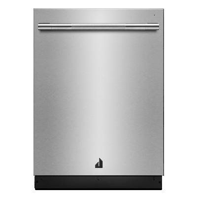 """JennairRise 24"""" Trifecta Dishwasher, 38 Dba"""