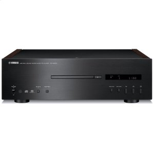 YamahaCD-S1000 Black Natural Sound Super Audio CD Player